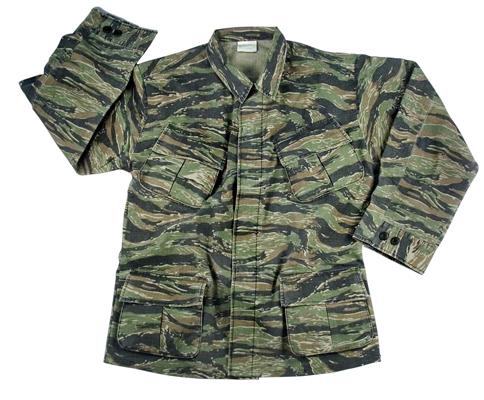 Куртка vintage vietnam era rip stop